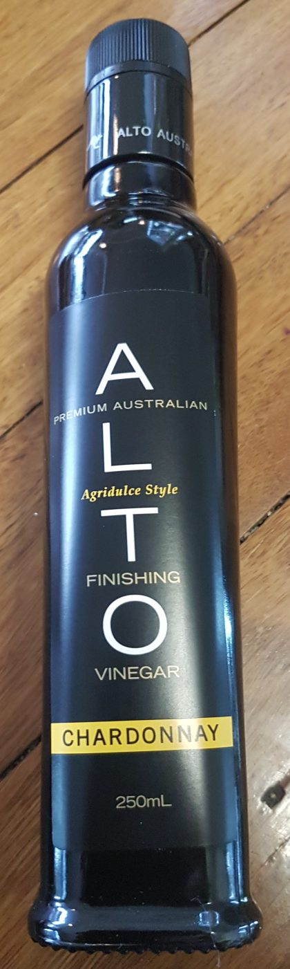 alto white wine vinegar